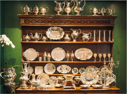 Story of Beverly Bremer Silver Shop