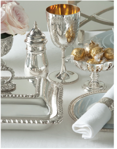 A word on Estate Silver at Beverly Bremer