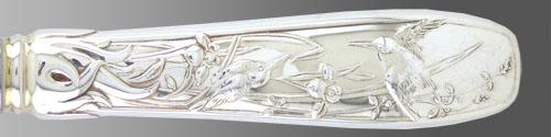 audubon by tiffany at Beverly Bremer Silver Shop