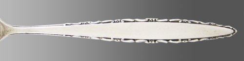 lace-point by lunt at Beverly Bremer Silver Shop