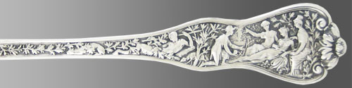 olympian by tiffany at Beverly Bremer Silver Shop