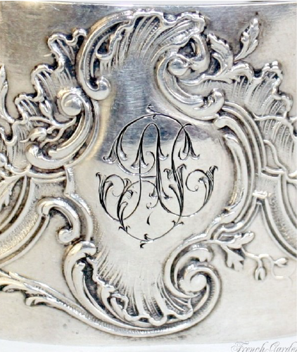 Silver engraving styles