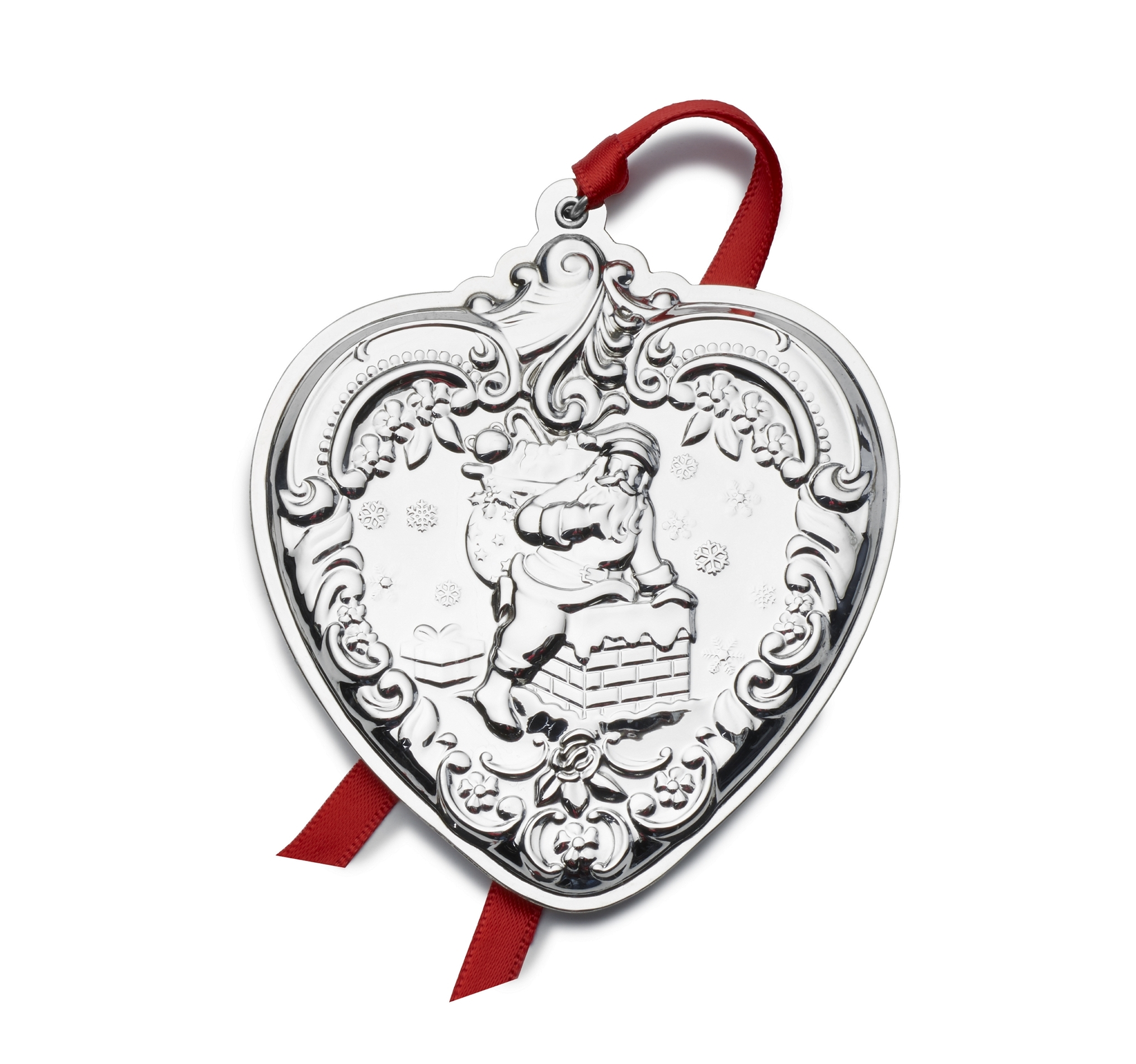 #93747 - Ornaments by Wallace 2020 GRANDE BAROQUE HEART 29th Edition