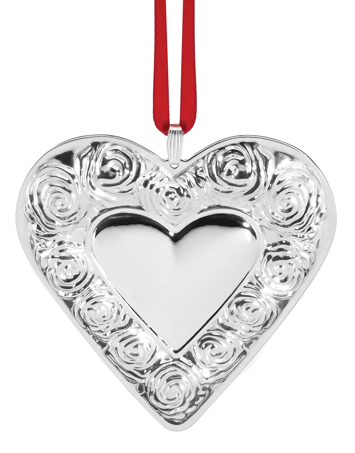 #93749 - Ornaments by Reed & Barton 2020 HEART 3rd Edition