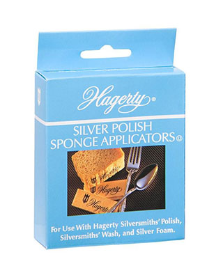 #89959 - Silver Polish by All Makers HAGERTY SPONGE APPLICATOR