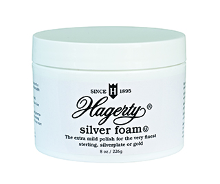 #14008 - Silver Polish by All Makers HAGERTY #11070 FOAM 8 OZ.