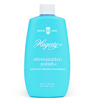 #19143 - Silver Polish by All Makers HAGERTY #10120 12OZ.PINK POLIS