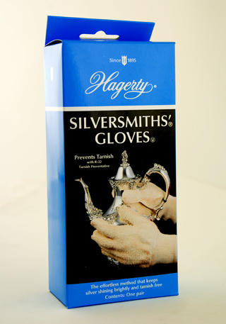 #19144 - Silver Polish by All Makers HAGERTY #15010 GLOVES