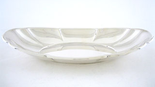 #26979 - Bread Trays by All Makers GORHAM #27 STANDISH C1955