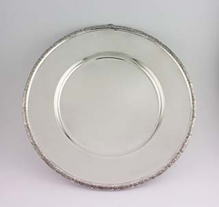 #41233 - Bread & Butter Plates by All Makers REED & BARTON #133
