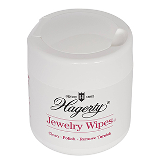 #86086 - Silver Polish by All Makers HAGERTY #16740 JEWELRY WIPES