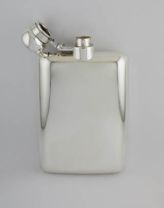 #87731 - Flasks, New by All Makers The Prince Company #FLASK FLASK PLAIN