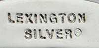 #88322 - Asa Blanchard Collection by Lexington Silver BARREL MONEY CLIP in Pewter