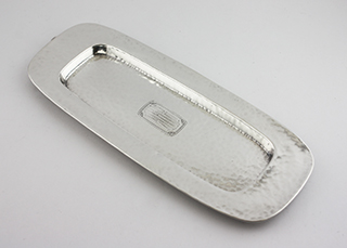 #89093 - Pin Trays by All Makers WALLACE #9900-5 HAMMERED *WHK